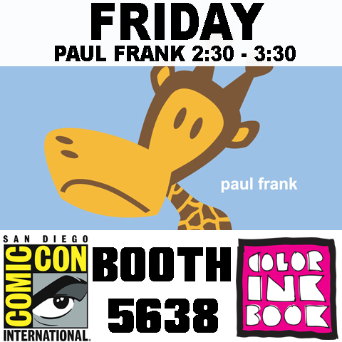 cib frank FRIDAY sign