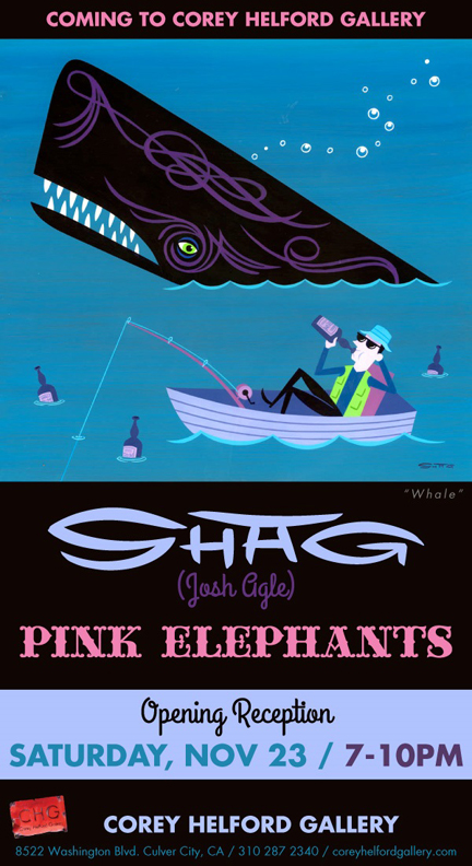 color ink book shag josh agle shag _shag_shag