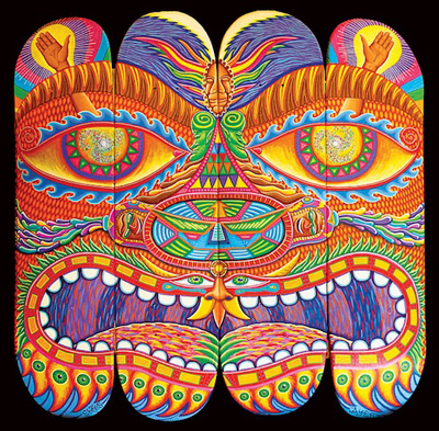 chris dyer color ink book broken